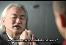 Photo of Michio Kaku el científico reflexivo