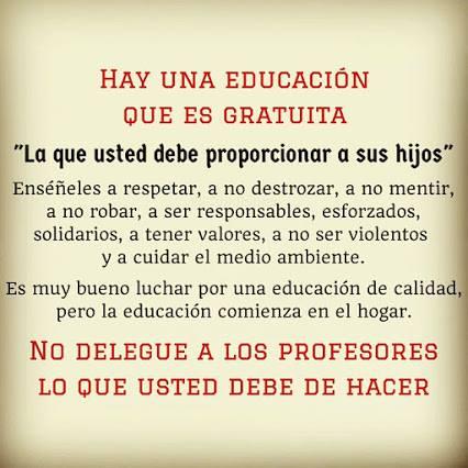 Cambiando el sistema educativo 1