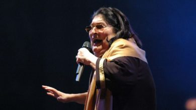 Photo of Mercedes Sosa – Como Flor del Campo