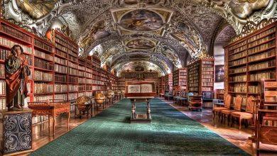 Photo of Gran biblioteca de libros clasicos de Roma y Grecia